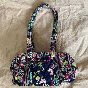Vera Bradley Floral Shoulder Bag
